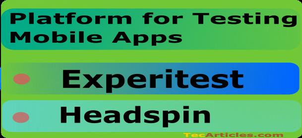 mobile-app-testing-platform