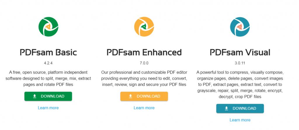 PDFsam Download