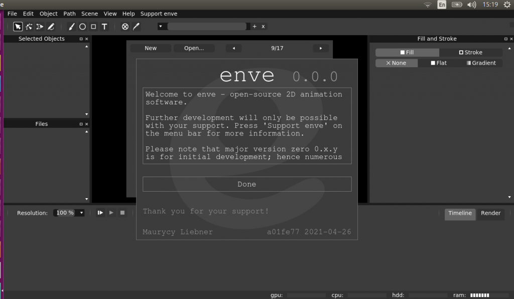 What is Enve Animation Software?