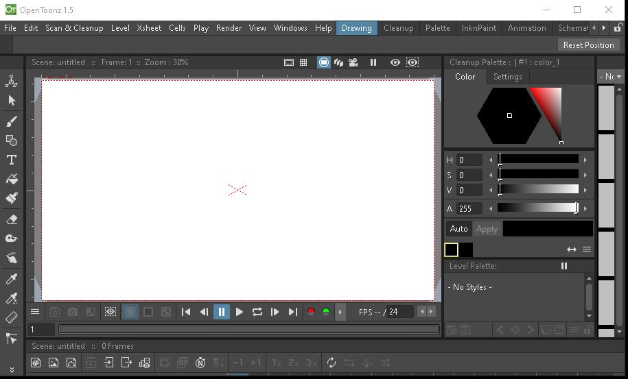 opentoonz 2d animation